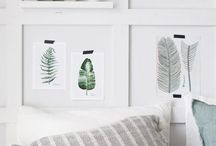 Interior inspiration / Om inspiratie op te doen voor jouw interieur
