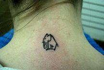 tattoos / by Heidi Peterson