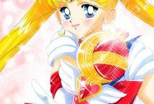 Sailormoon / Childhood Memory