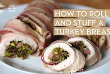 How-To Cooking Videos / Unsure how to cook turkey? These helpful 'how-to' videos will give you all the help you need