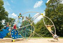 Rope Play - Urban Playgrounds (Berliner)