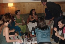 Game Night! / You don't need a TV or game console to have a great game night! / by Sarah Armstead