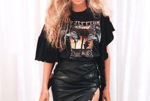 Beyoncé Concert Outfits