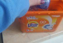 Vizir 3-in-1 Pods / kapsulki do prania