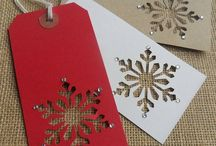 gift tags / by Carol Dudding