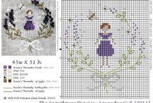 Embroidery /vyšívanie