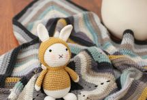 Crochets- Plaids