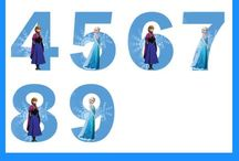 tikiri's 3rd Frozen theam bday