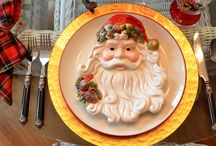 BNOTP: Christmas Table Settings (Tablescapes)