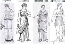 Αρχαία Ελλάδα -ενδύματα