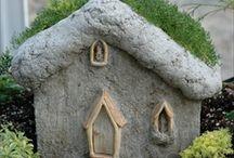 fairy dwellings / by Teresa Reichman
