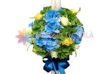 Lumanari nunta / O lumanare de nunta este un element nelipsit din cadrul acestui eveniment important, floristii nostrii se vor asigura ca aceasta arata impecabil. http://www.florariamobila.ro/flori-evenimente/flori-nunta/lumanari-nunta.html