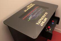 Arcade Game / Rasberry Pie or similar