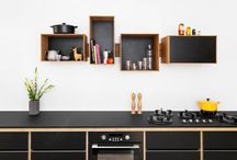 Mounted Kitchen Cabinets Design