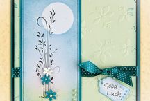 Leane Creatief stamps cards