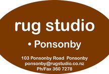 Place to go for inspiration; visit us on www.rugstudio.Ponsonby