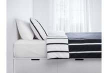 Storage bed, children bed
