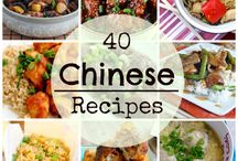 Chinese recipes / by Coni Disher
