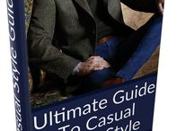 Fashion For Reading / Men's Style Ebooks Collection