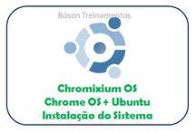 Sistemas Operacionais / Instalação de diversos tipos de sistemas operacionais, incluindo dezenas de distribuições Linux, sistemas BSD, versões do Windows, OS X e muito mais