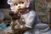 DOLLS NEVER GROW OLD / by Andrea Wheaton