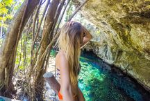#GoProGirl Travel Tips / We are teaming up with some of our favorite #GoProGirls to bring you tips, tricks and inspiration for traveling the world and capturing it all on your GoPro camera. Pause what you're doing and take some time to follow your dreams!