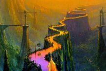 SF&F Landscapes