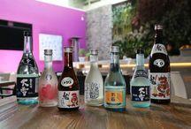 Bebidas / Contamos con las bebidas perfectas para acompañar tu platillo japonés como sakes, cervezas gourmet orientales y diversos cocktails