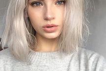 Włosy i makijaż