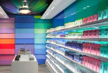 Color Blocking / Retail Inspiration