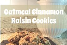 Eat Clean Cookie Recipes / by He and She Eat Clean