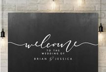 Wedding Decals and Signs - fixate.com.au