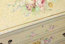 Muebles restaurado Isabel