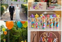 Hot Air Balloon Festivities / Disney's UP, Themed Events, Weddings, Anniversaries, Decor, Ideas, Ceremonies, #BalloonFiestas #HotAirBalloon #Weddings #Celebrations #Anniversaries #UpUpAndAway #UP #DifferentlyDesignedInvitationsStationery #ABQ #NewMexico