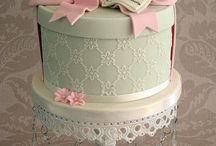 Bow Cake Inspo