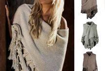 Omslagdoek TastefulTas.nl / Poncho's en omslagdoeken, heerlijk warm..... Kun je niet kiezen? Kijk dan even op onze site voor grotere foto's. Vanaf € 34,95 TastefulTas.nl