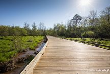 Atlanta Running Trails / Grab a change of scenery on your workout! Run or walk these metro-area trails in Atlanta's most scenic and popular parks.