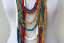 crochet jewerlry