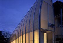 archi buildings: MODERN  / by Dori Drewieske