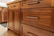 kitchen stain cabinet colors