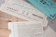 Wedding Invitations / by double-sided tape