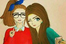 Draw (Girly M)