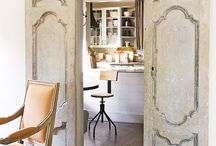 Vintage Design: Dining Rooms