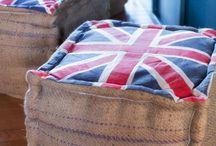 UK Flag in Decor