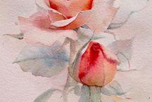 Рисунок, живопись, иллюстрации
