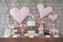 Party Inspiration for The Little One  / All the fabulous ideas for a party in honor of your little cherub (no matter how old). / by Jenna Mangion Boccamazzo