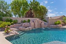 Anyone want to take a dip in these pools? / The best pools of Las Vegas Listings at www.LasVegasHomes.com