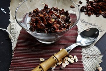Chocolate CACAO NIBS / Cacao (or cocoa) nibs are the healthiest part of a cacao bean, rich in antioxidants and great for adding to to smoothies, cookies, cakes, you name it.  This board is a celebration of cacao nibs.