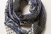 Scarves / by Linda Silvey