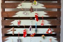 Arbre nadal palets